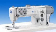 Dürkopp Adler 867 290142 Elektronik İplik Kesmeli Çift İğne Çift Papuç Deri Dikiş Makinesi İstanbul Ataşehir