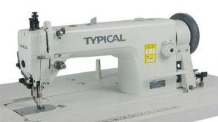 Bursa  İnegöl  Typıcal  Gc  0303 Tek  İğne  Transportlu   Dikiş  Makinası