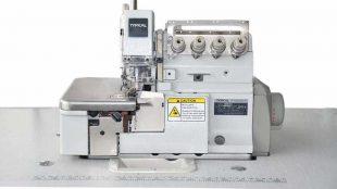 Typical GN670C3 3 İplık Overlok Makinası  Kıstırmalı Eşarp Penye İzmir Güzelbahçe