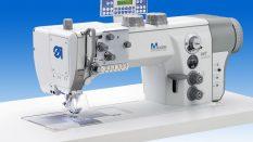 Dürkopp Adler 867-393342 Vf Classic Çift Pabuç Tek iğne Elektronik İplik kesmeli dikiş Makinası Manisa Ahmetli