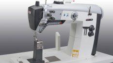 Pfaff 2595-521/001 Sütunlu Çift Pabuç Tek İğne Dikiş Makinası
