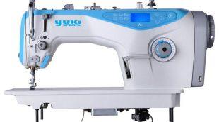 Yuki-A4-İplik Kesicili Tam Yaglı-Direct Drive Düz Kesim Makinası