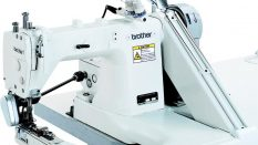 Brother Da-9270-2-248L Kollu Gömlekçi Dikiş Makinası (2 İğne)
