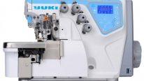 Yuki Jack Yk C4-4-333 Full Otomatik Havalı 4 İplik Akıllı  Overlok Makinası.