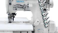 Yuki Jack 8842-D Dırect Drıve Cep Karşılığı Zincir Dikiş  Makinası.