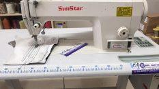Sunstar 2.El  Düz Dikiş Makinası Kırıkkale